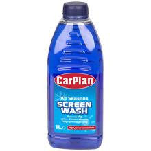 CarPlan Screenwash Concentrated 1L