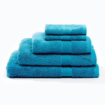 Hotel Collection Towelling Teal