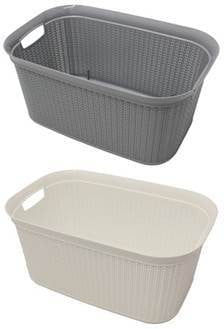 38L Rectangle Laundry Basket