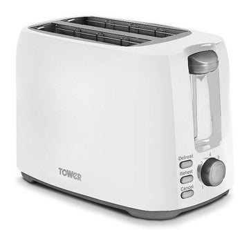 Tower 2 Slice Toaster