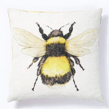 Bumble Bee Cushion 43cm