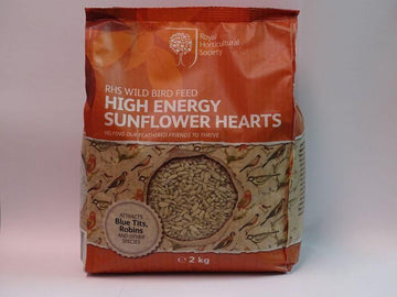 Royal Horticultural Society Sunflower Hearts 2kg