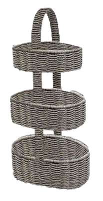 3 Tier Paper loom Caddy Grey