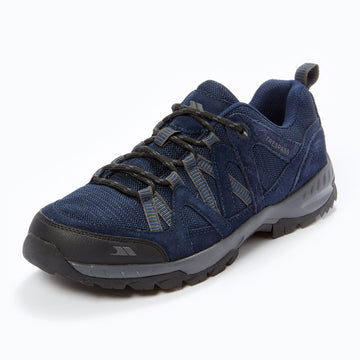 Trespass Ansel Hiking Shoe - Blue