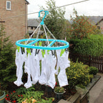 JVL Oval 20 Peg Sock Dryer