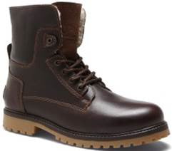 Wrangler Aviator Boots Dark Brown