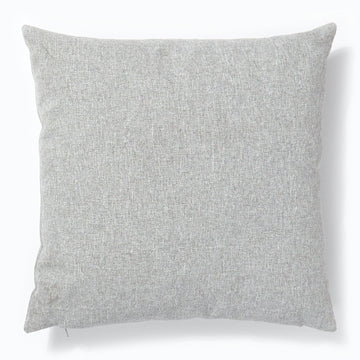 Hatched Cushion Grey