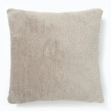 Teddy Cushion Natural