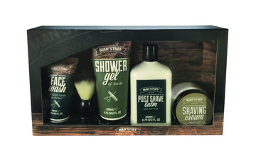 Man Stuff - The Grooming Guide