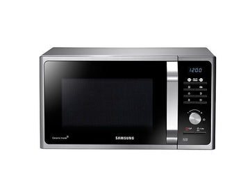 Samsung Solo Microwave Silver