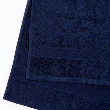 Hotel Collection Towelling Navy