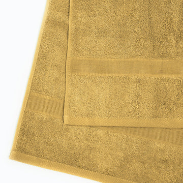 Hotel Collection Towelling Ochre