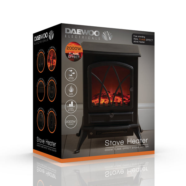 Daewoo Electric Stove Heater