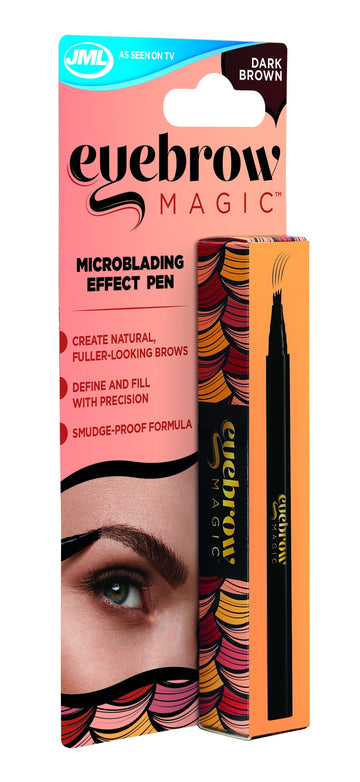 JML Eyebrow Magic Dark Brown
