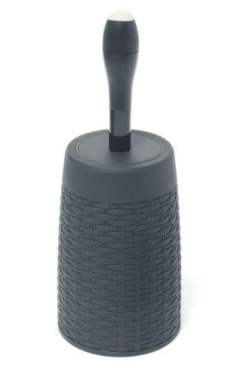 Addis Rattan Toilet Brush Holder