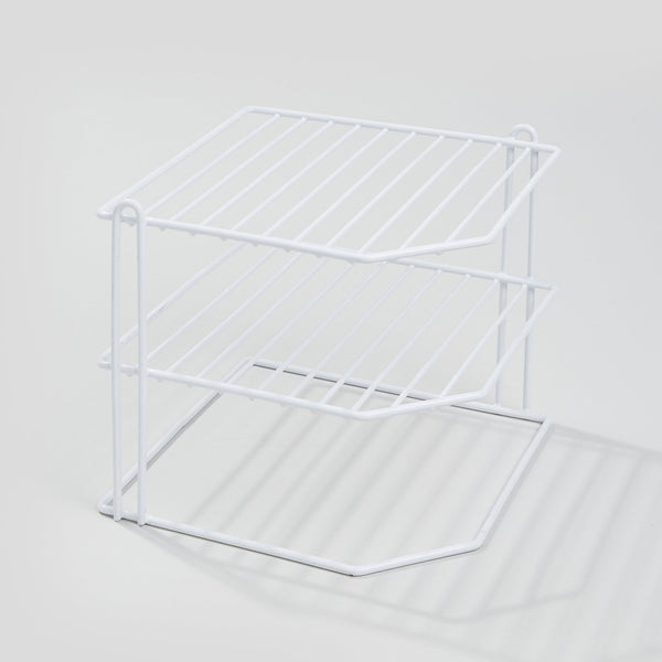 Space Saver 3 Tier Corner Shelf