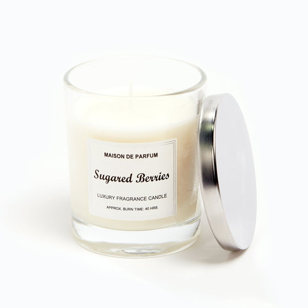 Scented Candle - Sugared Berries