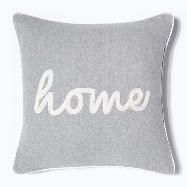 Embroidered Home Cushion