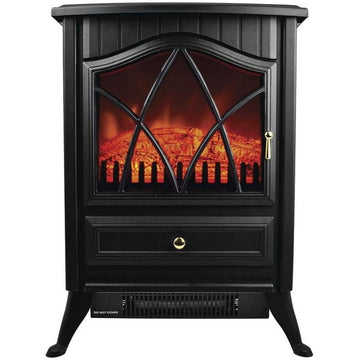 Status Flame Effect Stove Heater