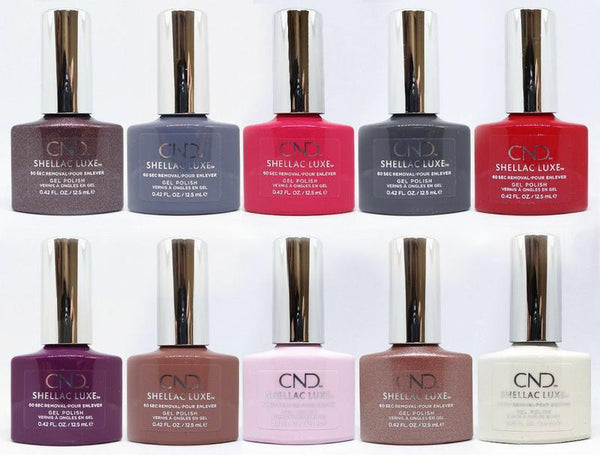 CND Shellac Luxe Nail Polish 12.5ml