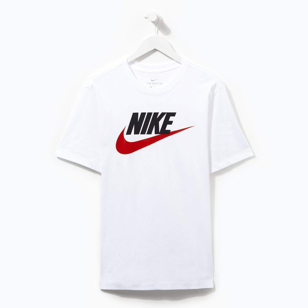 Nike M Icon Futura White T-Shirt