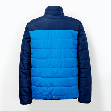 Regatta Andrell Puffa Jacket - Imperial Blue & Navy