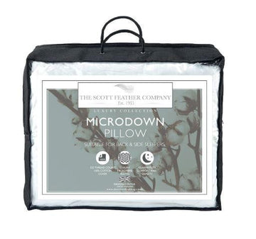 Scott Feather Microdown Pillow