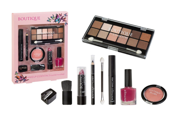 Boutique Makeup Essentials 8Pc Set