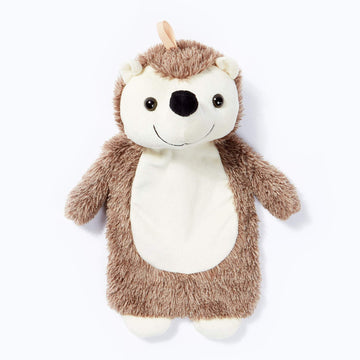 Novelty Plush Hedgehog Hot Water Bottle 1L