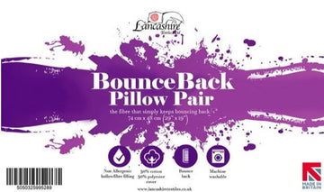 Bounce Back Pair of Pillows