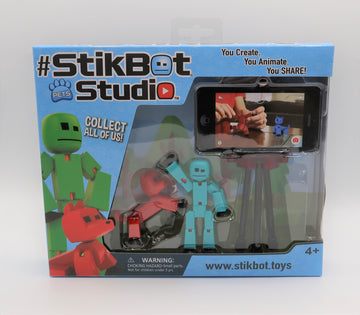 Stikbot Studio with Pet Create