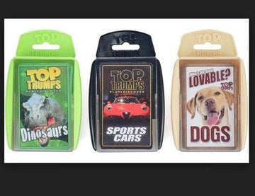 Top Trumps Worlds Smallest