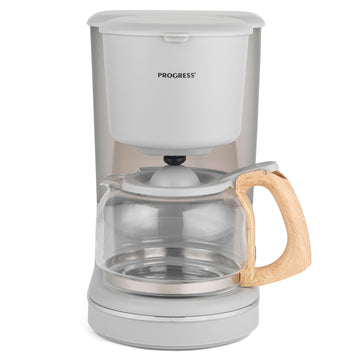 Progress Scandi Coffee Maker - Grey