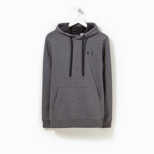Under Armour Rival Hoody Dark Grey