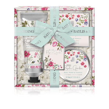 Baylis & Harding  Royale Garden 3Pc Luxury Bathing Set