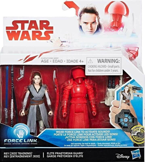 Star Wars E8 Figure 2 Pack