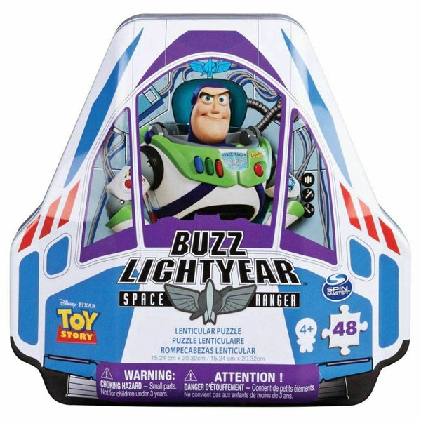 Toy Story 4 Buzz Lightyear Puzzle