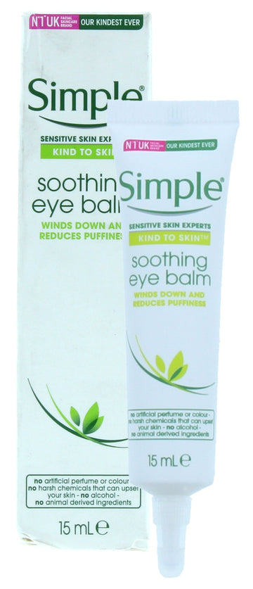 Simple Soothing Eye Balm 15ml