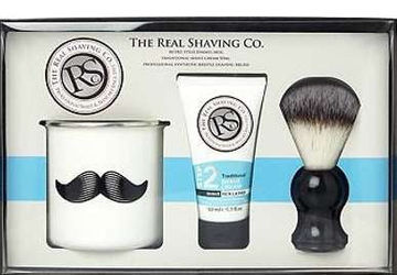 The Real Shaving Co Barber Collection 3Pc Set