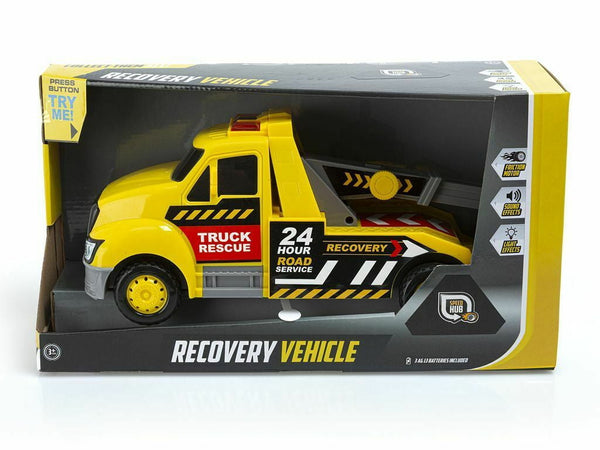 Recovery Truck with Light & Sirens