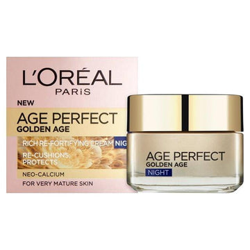L'Oreal Age Perfect Golden Age Night Cream 50ml