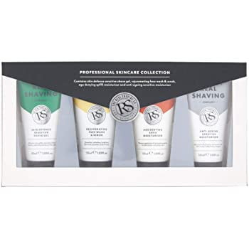 The Real Shaving Co Travel Essentials 4Pc Mini Set