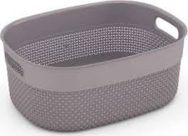 Curver Medium Taupe Filo Basket