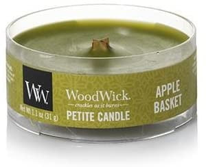 Woodwick Petite Apple Basket Candle