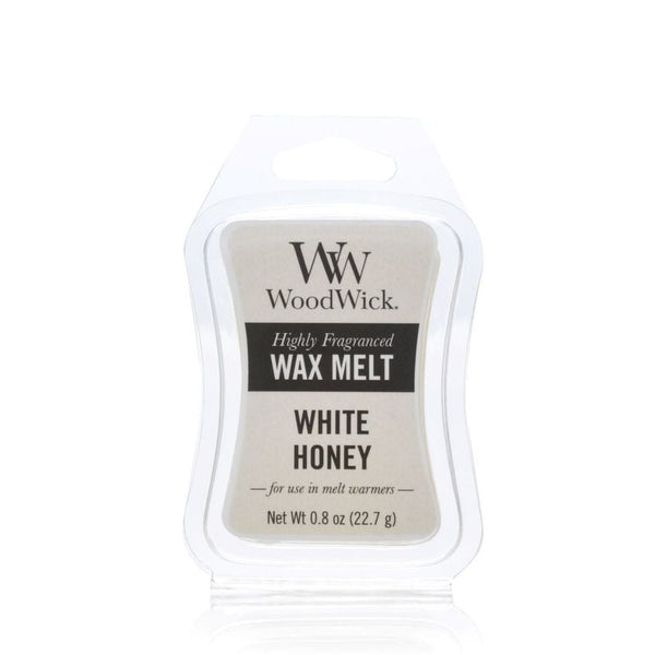 Woodwick Mini Wax Melt White Honey