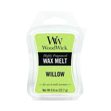 Woodwick Mini Wax Melt Willow