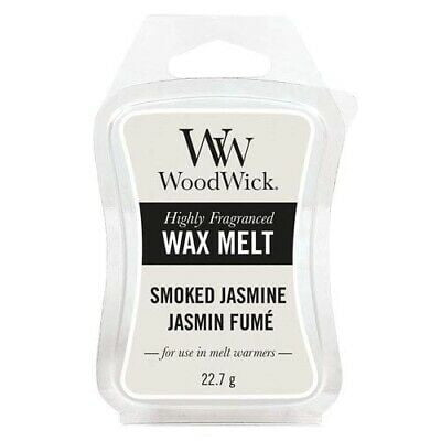 Woodwick Mini Wax Melt Smoked Jasmine