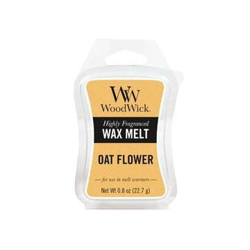 Woodwick Mini Wax Melt Oat Flower