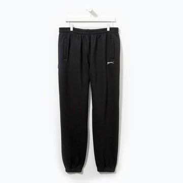 Slazenger Black Cuffed Sweat Pants