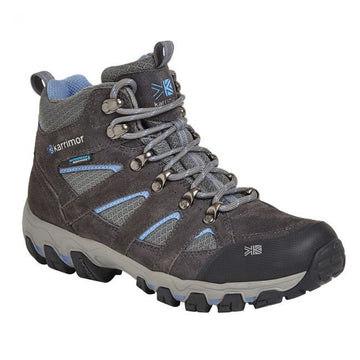 Karrimor Waterproof Bodmin Boot Black/Grey